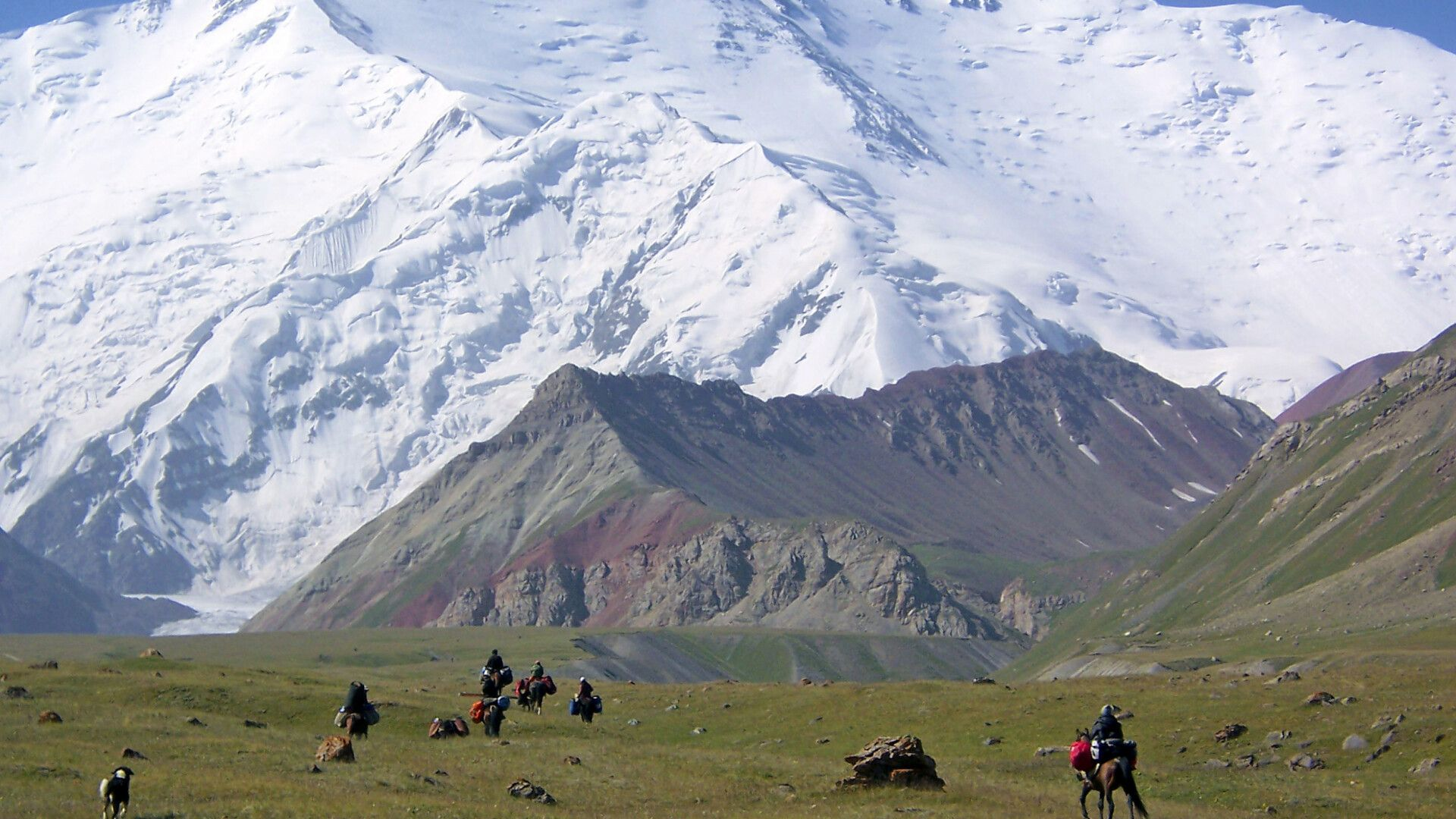 Kirgistan | Pamir: Expeditionsreise - Expedition zum Pik Lenin (7134 m)